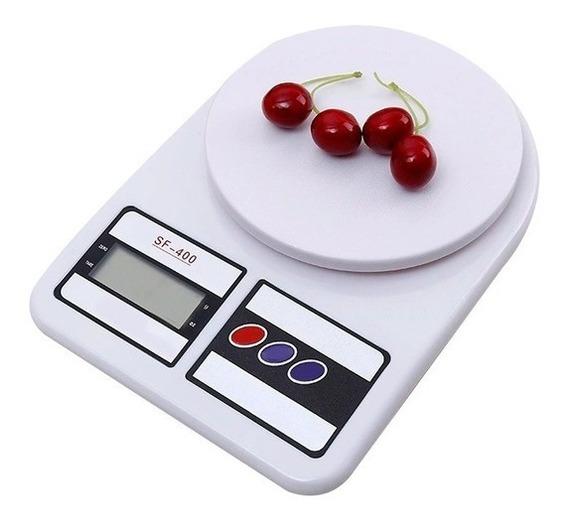 Balanza Digital De Cocina 1g A 3kg Electronica Calidad Ofer