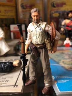 Indiana Jones Figura Cazadores Del Arca Perdida Hasbro