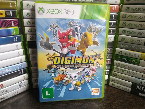 Digimon All - Star Rumble Xbox 360