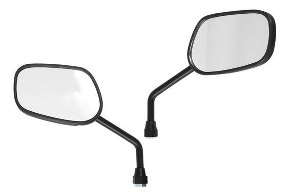 Par Espelho Retrovisor Mobilete Bikelete
