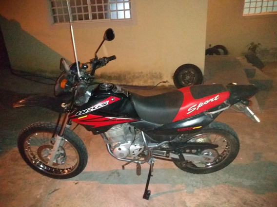 Honda Nxr Broz