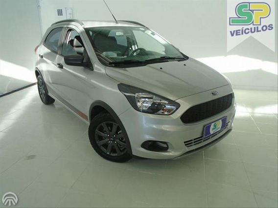 Ford Ka 1.5 Se Trail 16v