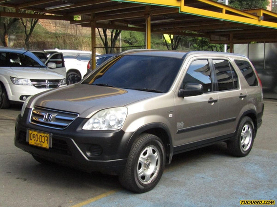 Honda Cr-v Lx At 2400 4x4