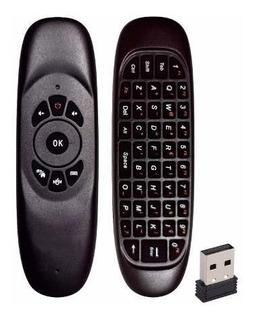 Air Mouse, Teclado Y Control Para Smart Tv Android Tv Box