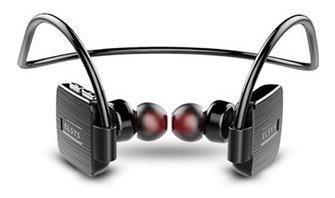 Fone Ouvido Intra-auricular Bluetooth Sem Fio Preto Elsys