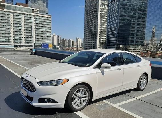 Ford Fusion 2.5 16v Flex 4p Automático Completo Impecável