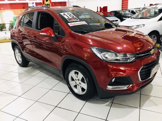 Chevrolet Tracker Lt 1.4 Turbo 16v Flex 4x2 Aut. Vermelha
