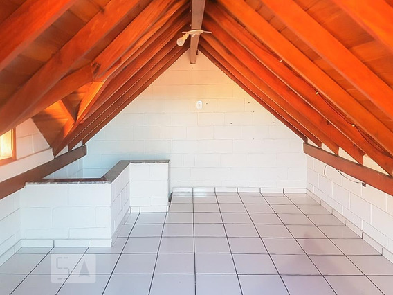 Casa Para Aluguel - Campos Elíseos, 1 Quarto, 55 - 893120547