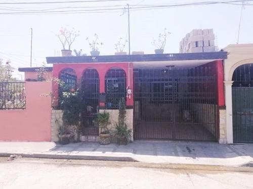 Casa Residencial En Venta Col. Fidel Velazquez, Altamira