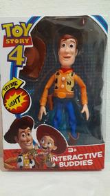 Boneco Toy Story Xerife Woody - Disney - Colecionável