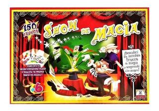 Juego De Show De Magia 150 Trucos Implas Rosario