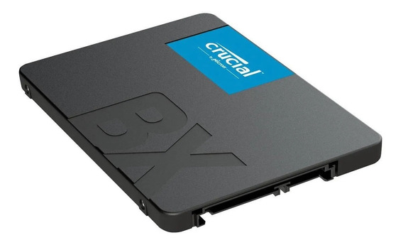 Ssd Crucial Bx500 480gb Notebook Lenovo