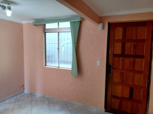 Imagem 1 de 15 de Apartamento 2 Quartos Carapicuíba - Sp - Conjunto Habitacional Presidente Castelo Branco - 0434
