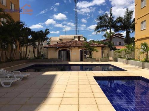 Apartamento Com 3 Dormitórios À Venda, 77 M² Por R$ 255.000 - Jardim Santa Maria - Jacareí/sp - Ap9486