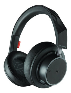 Auriculares Plantronics Backbeat Go 600 Noise-isolating Over-the-ear Bluetooth Negro