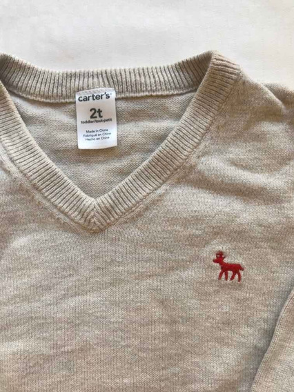 Sweater Marca Carters Eeuu Talle 2