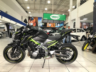 Z 900 Ano 2019 Abs Com 1700km Km Financiamos Em 36x