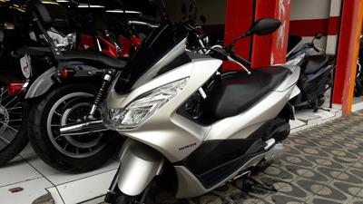Honda Pcx 150 Ano 2018 Prata