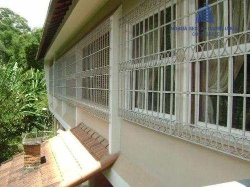 Casa A Venda No Bairro Parque Do Imbui Em Teresópolis - Rj.  - Ca 0181-1