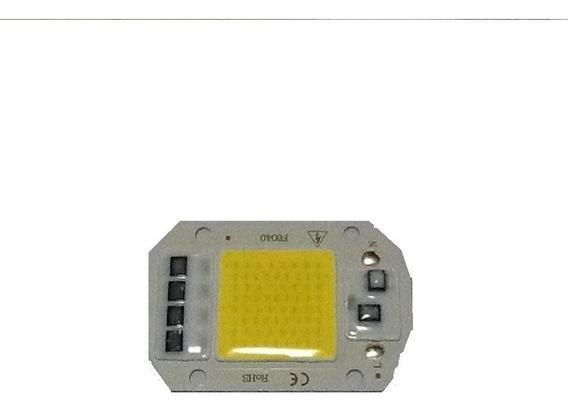 10 Chip Led 50w Ligado Direto 220v A