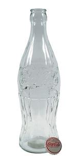 Garrafa Coca Cola Grande De Vidro Pronta Entrega