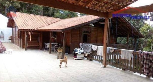 Chácara Residencial À Venda, Sausalito, Mairiporã. - Ch0148