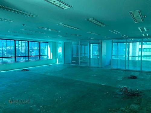 Imagem 1 de 10 de Linda Sala Para Alugar, 474 M² - Vila Olímpia - São Paulo/sp - Sa0049