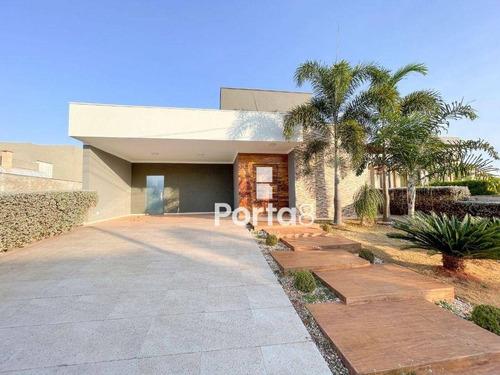 Imagem 1 de 30 de Casa Com 3 Dormitórios À Venda, 220 M² Por R$ 1.100.000,00 - Residencial Gaivota Ii - São José Do Rio Preto/sp - Ca3016