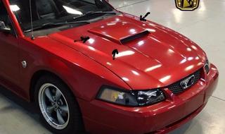 Toma De Aire Mustang 99 Al 04 Incluye Rejilla