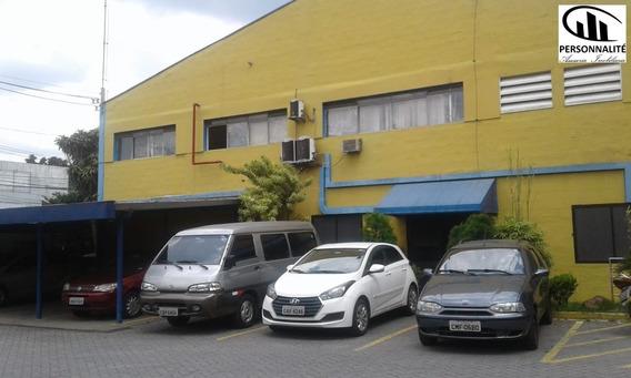 Excelente Galpão, São Bernardo Do Campo - Ferrazópolis - Alm027v - 33513516