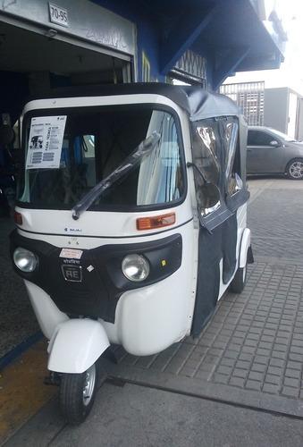 Motocarro Bajaj Pasajeros + Puertas 2021