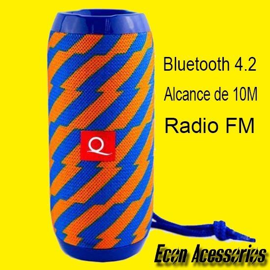 Speaker Quanta Caixa De Som Bluetooth