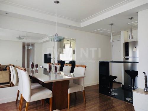 Apartamento À Venda Em Loteamento Center Santa Genebra - Ap114055