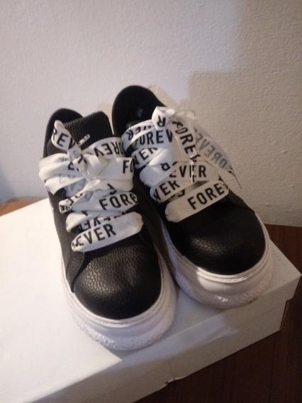 Zapatillas Sneakers - Talle 37