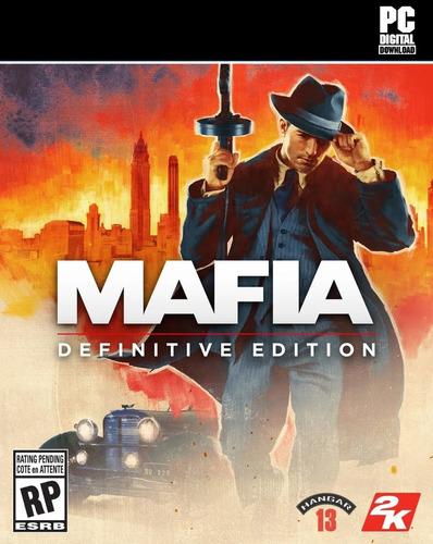 Mafia: Definitive Edition Pc Steam Entrega Inmediata!
