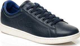 Tenis Lacoste Carnaby Leather Para Hombre