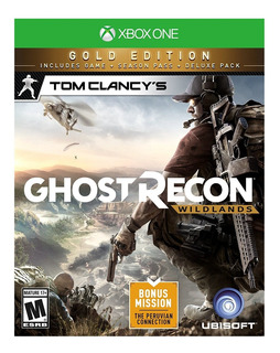 Tom Clancy´s Ghost Recon Wildlands Gold Edition Xbox One
