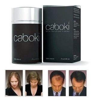 Caboki 4 Pzs, Fibras De Cabello + Economico Y Envio Gratis