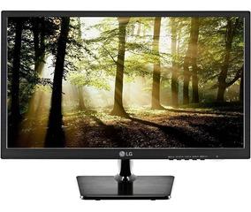 Monitor Lg Led 19,5 Lg 20m37aa 1366 X 768 Vesa Frete Gratis