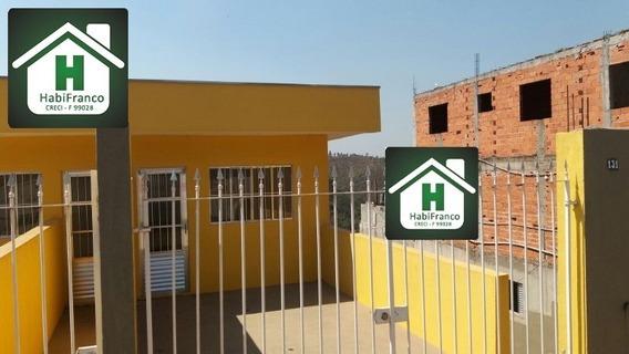 Casa Ótima Pronta Para Morar. Francisco Morato- Financiamento Caixa. Use Seu Fgts - Ca00150 - 32598416