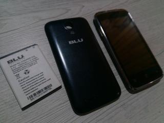 Smartphone Blu Star 4.0. Modelo.: S410i. Com Defeito.
