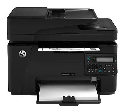 Impressora Hp Laserjet M127nf M127 Completa Toner Revisada