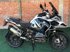 Moto Bmw R 1200 Gs Adventure 2015 Doble Proposito