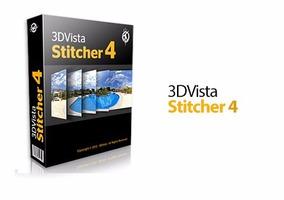 3dvista Stitcher V4-software De Criação De Imagem Panorâmica