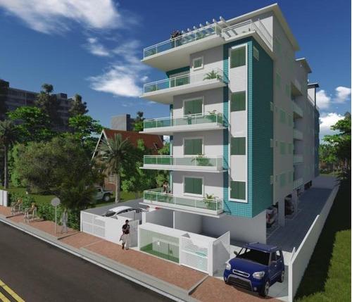 Ótimo Apartamento Com 3 Dormitórios À Venda, 93 M² Por R$ 300.000 - Extensão Do Bosque - Rio Das Ostras/rj - Ap0263