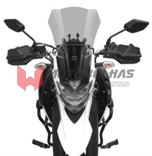 Motobolha Yamaha Lander (19-20) 465mm Altura Com Suporte Gps