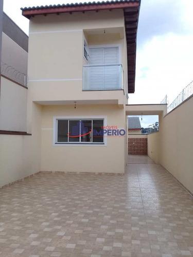 Sobrado Com 3 Dorms, Jardim Adriana, Guarulhos - R$ 450 Mil, Cod: 6867 - V6867