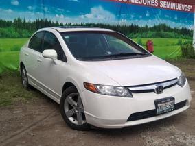 Honda Civic 4p Dmt Ex Sedan 5vel