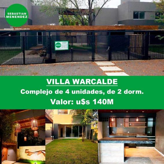 Casas En Venta 2 Dormitorios Villa Warcalde