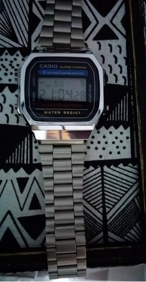 Relógio Casio Vintage A-168